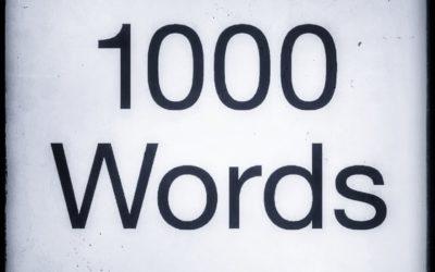 День 2: 1000 Слов