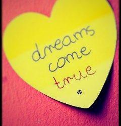 День 1: Мечты сбываются!